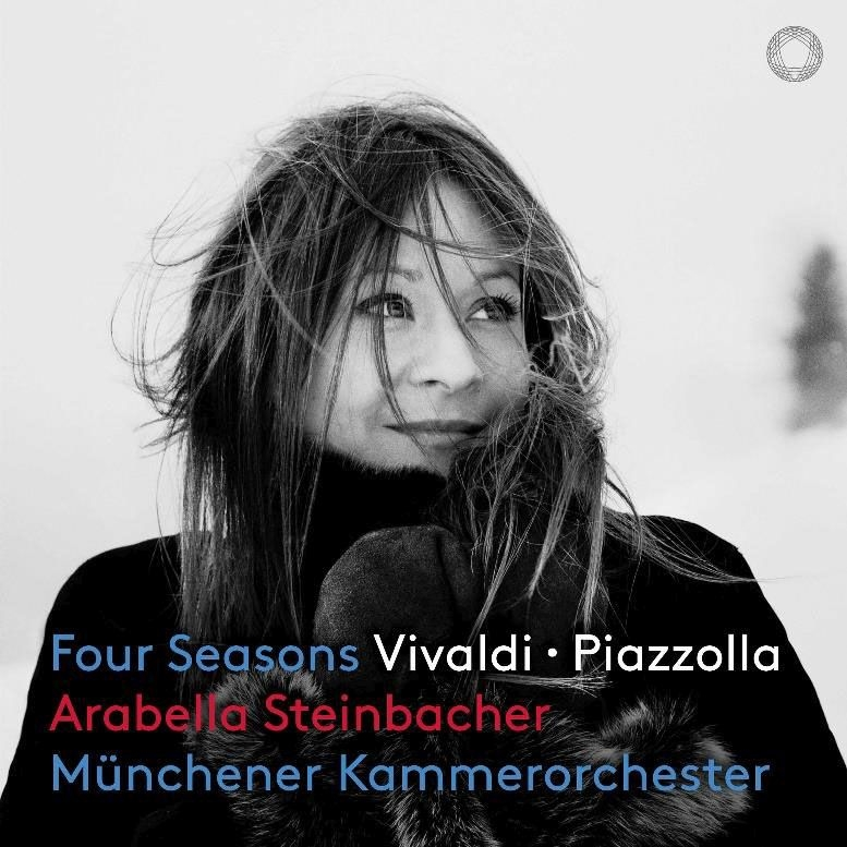 Four Seasons / Las Estaciones Portenas: Steinbacher(Vn)Munich Co