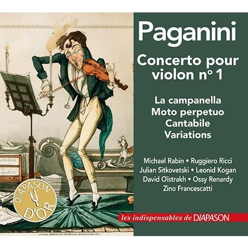 Violin Concerto, 1, Etc: Rabin(Vn)Goosens / Po R.ricci J.Sitkovetski Kogan Oistrakh Renardy Francescatti