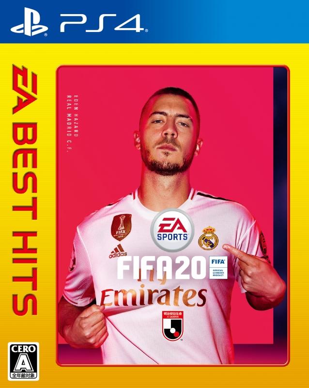 【PS4】EA BEST HITS FIFA 20