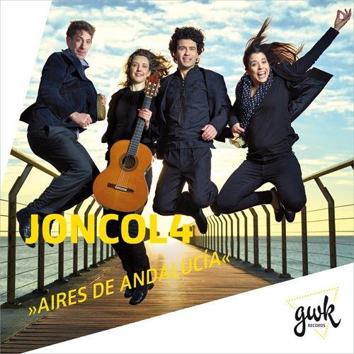 『アンダルシアの風』 JONCOL4(ギター、パーカッション、ヴォーカル)