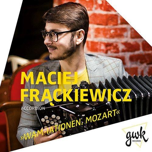 アコーディオンによるモーツァルト〜きらきら星変奏曲、アダージョとロンド、他 マチェイ・フラツキエヴィチ