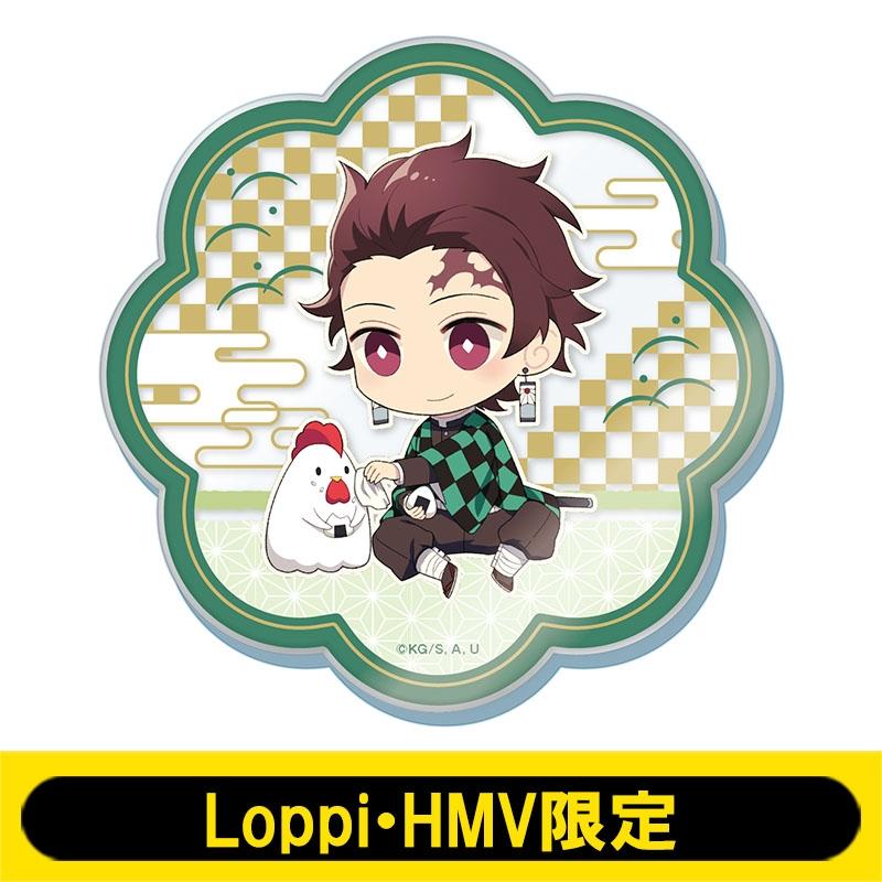 アクリルコースター(竈門炭治郎)【Loppi・HMV限定】