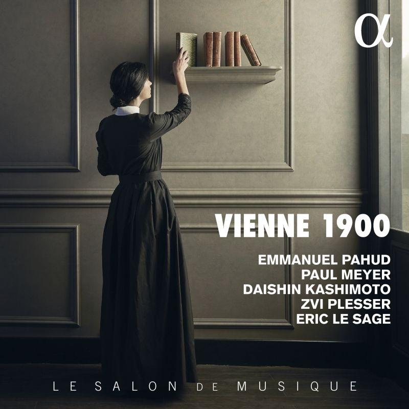 Vienne 1900 : Kashimoto(Vn)Pahud(Fl)P.Meyer(Cl)(Vn)Plesser(Vc)Le Sage(P)(2CD)
