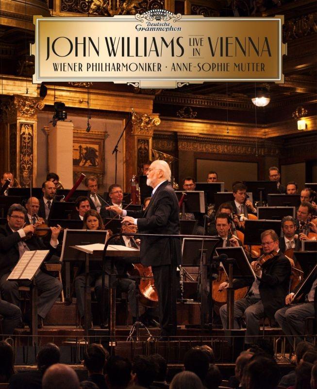 ジョン・ウィリアムズ&ウィーン・フィル、ムター/ライヴ・イン・ウィーン(CD+Blu-ray)