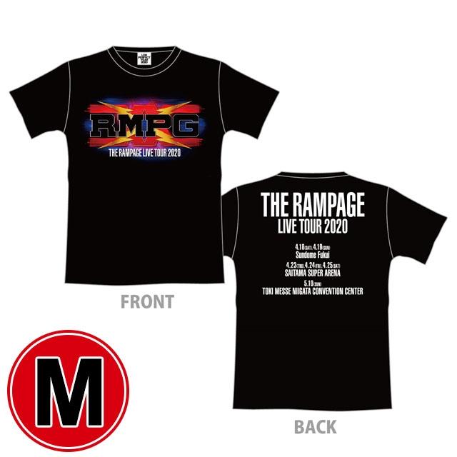 RMPG ツアーTシャツ(BLACK/M)/ IMAGINATION