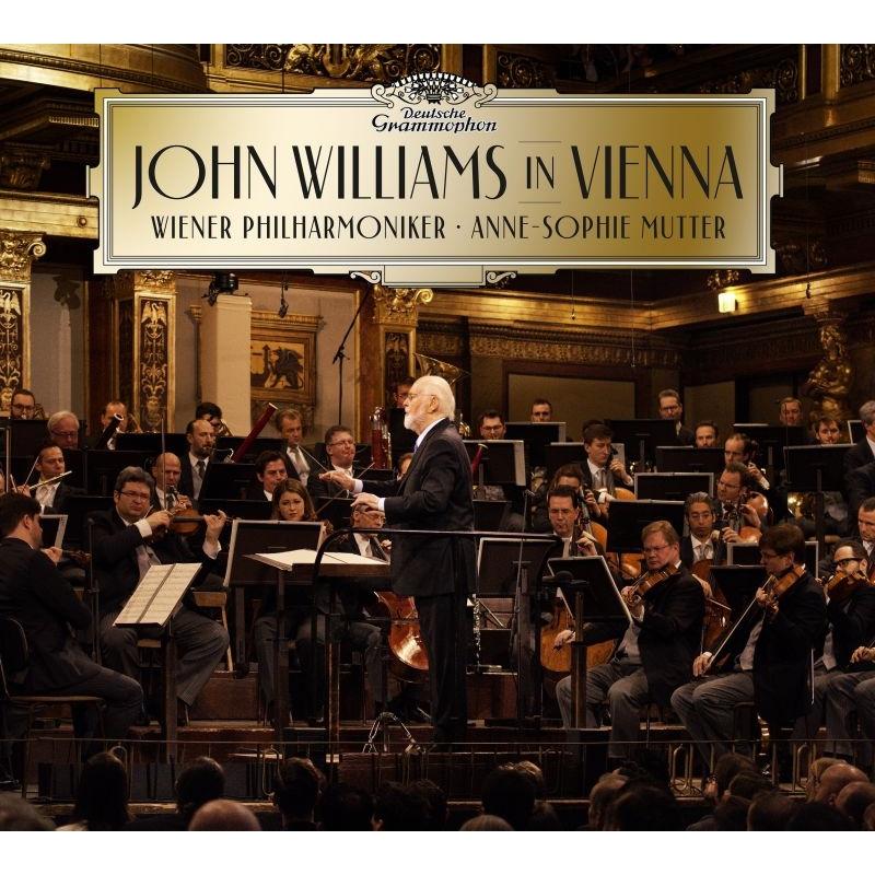 ジョン・ウィリアムズ&ウィーン・フィル、ムター/ライヴ・イン・ウィーン(MQA/UHQCD+Blu-ray)