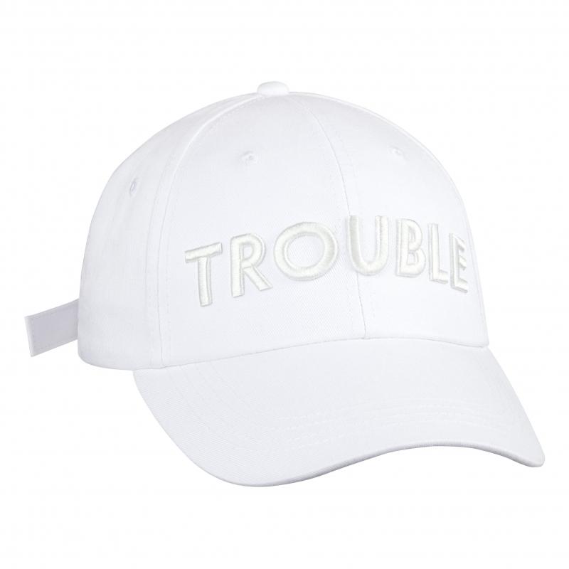 ayumi hamasaki×BETTY BOOP CAP(WHITE) / ayumi hamasaki TROUBLE TOUR 2020A〜サイゴノトラブル〜