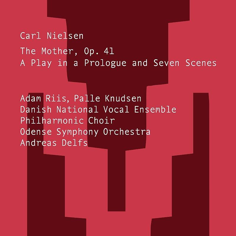 劇音楽『母』全曲 アンドレアス・デルフス&オーデンセ交響楽団、アダム・リース、パレ・クヌーセン、他