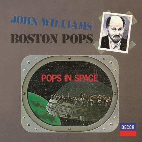 スーパーマン、スター・ウォーズ、未知との遭遇〜ポップス・イン・スペース ジョン・ウィリアムズ&ボストン・ポップス・オーケストラ