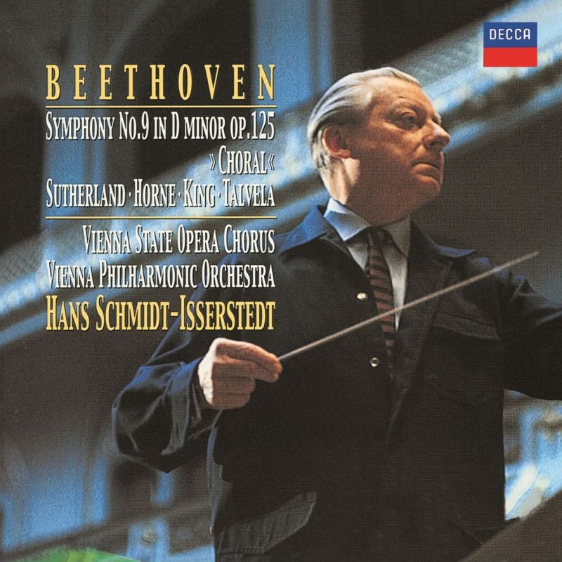 交響曲第9番『合唱』 ハンス・シュミット=イッセルシュテット&ウィーン・フィル(MQA/UHQCD)