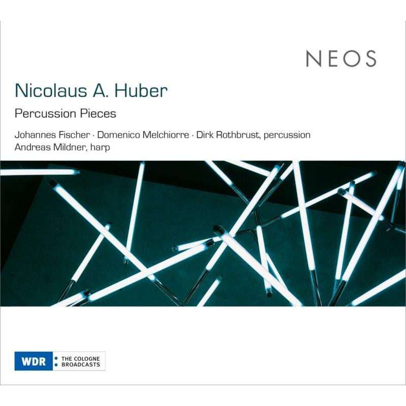 打楽器のための作品集 ヨハネス・フィッシャー、ドメニコ・メルキオーレ、ディルク・ロートブルスト、アンドレアス・ミルトナー