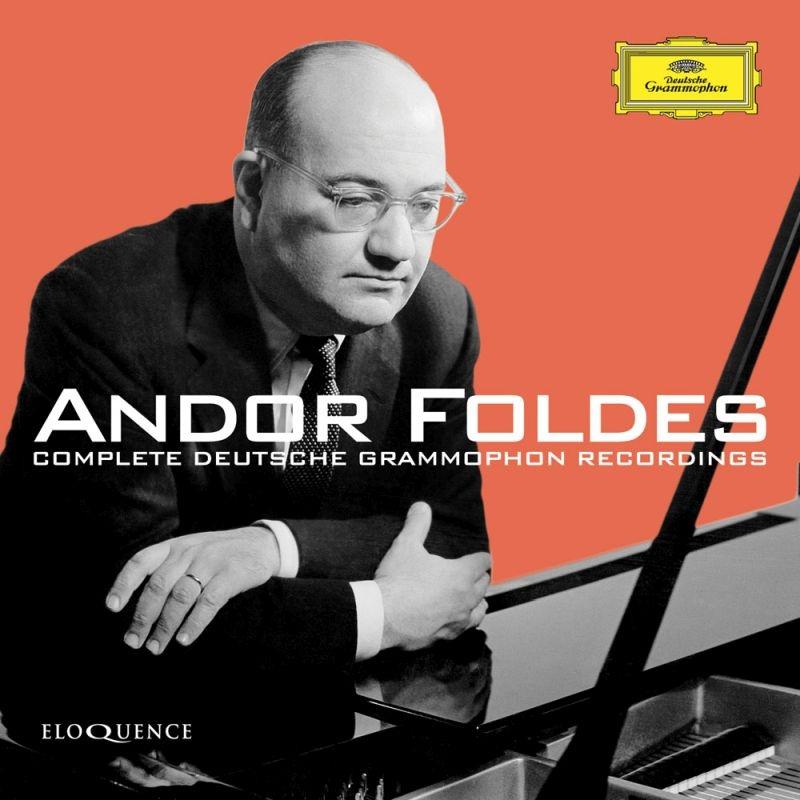 アンドール・フォルデス〜ドイツ・グラモフォン録音全集(19CD)