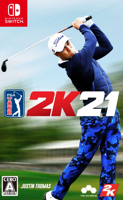 【Nintendo Switch】ゴルフ PGAツアー 2K21