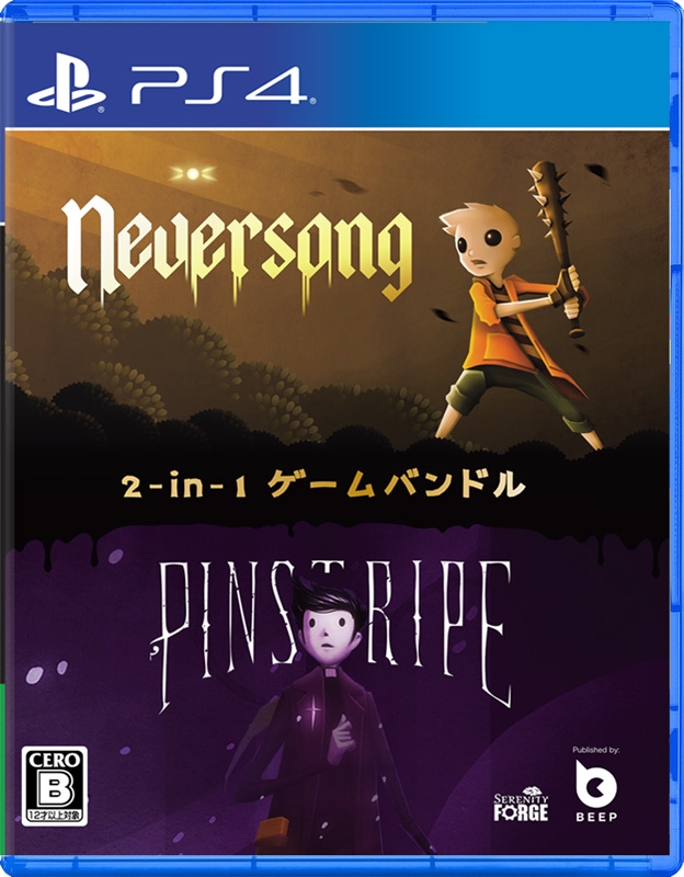 【PS4】ネバーソング&ピンストライプ