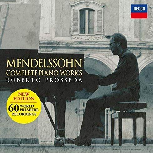 ピアノ曲全集(新編集盤) ロベルト・プロッセダ(10CD)