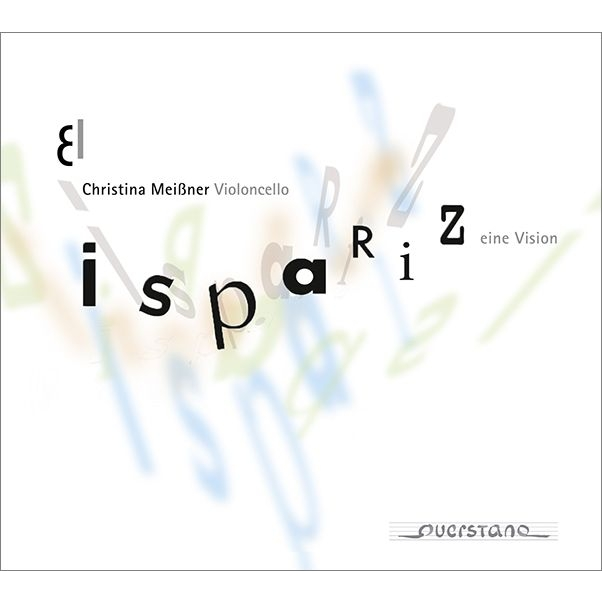 ISPARIZ -ひとつの幻影〜ヒルデガルト・フォン・ビンゲンと現代の無伴奏チェロ作品集 クリスティーナ・マイスナー(2CD)