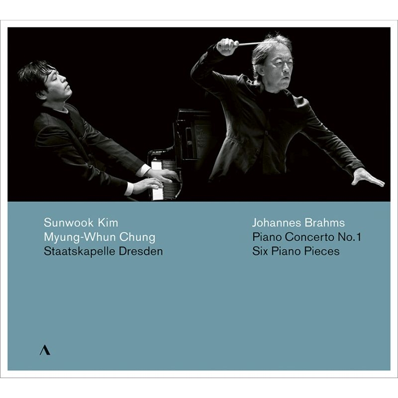 Piano Concerto No.1, Six Pieces : Sunwook Kim(P)Myung-Whun Chung / Staatskapelle Dresden