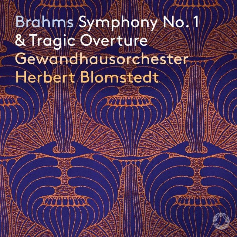 交響曲第1番、悲劇的序曲 ヘルベルト・ブロムシュテット&ゲヴァントハウス管弦楽団