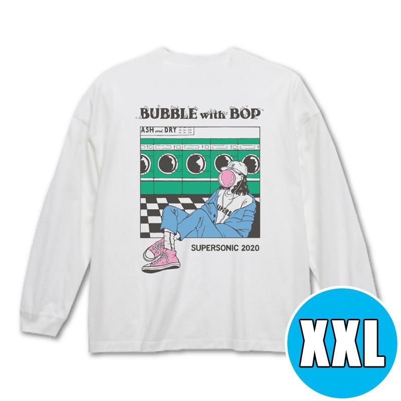 ロングスリーブTシャツC サイズXXL