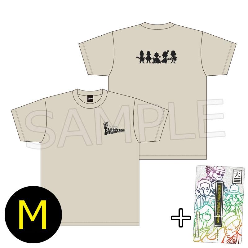 映像コンテンツ『天』+バックステージシャツ(M)
