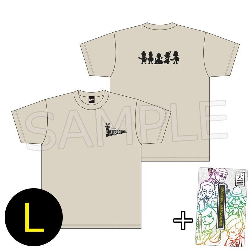 映像コンテンツ『天』+バックステージシャツ(L)
