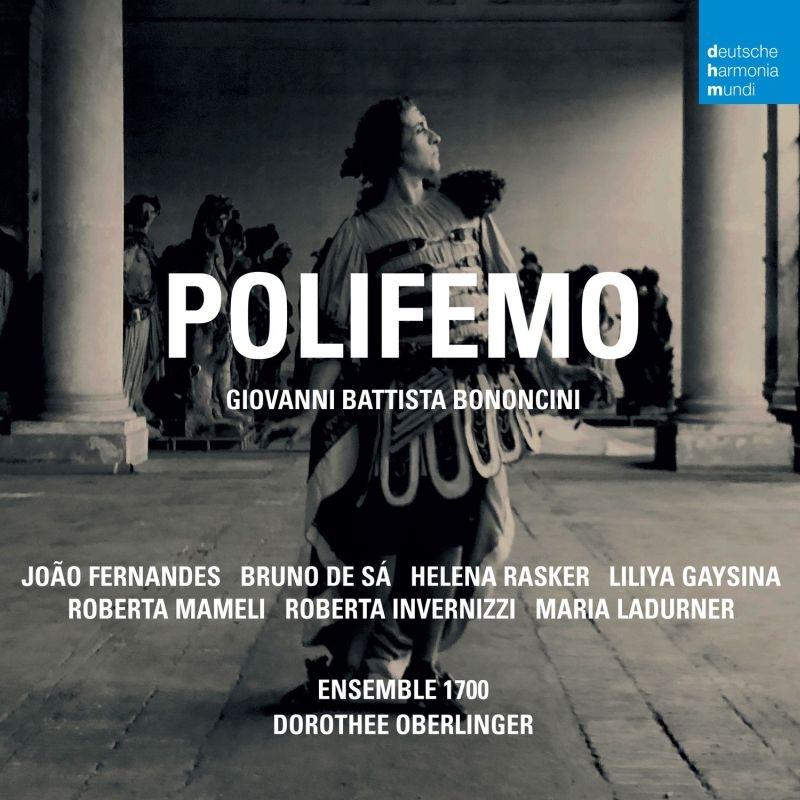 歌劇『ポリフェーモ』全曲 ドロテー・オベルリンガー&アンサンブル1700、ジョアン・フェルナンデス、ロベルタ・インヴェルニッツィ、他(2019 ステレオ)(2CD)
