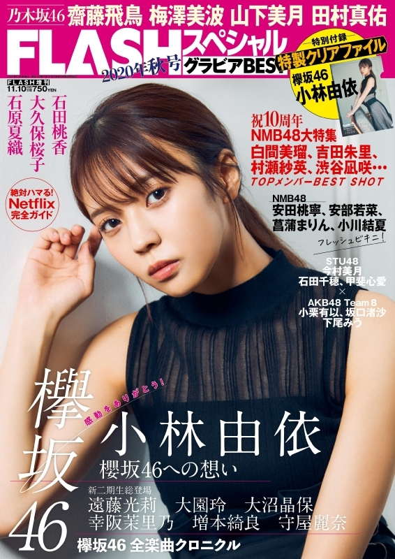 FLASHスペシャル グラビアBEST 2020秋号 Flash (フラッシュ)2020年 11月 10日号増刊