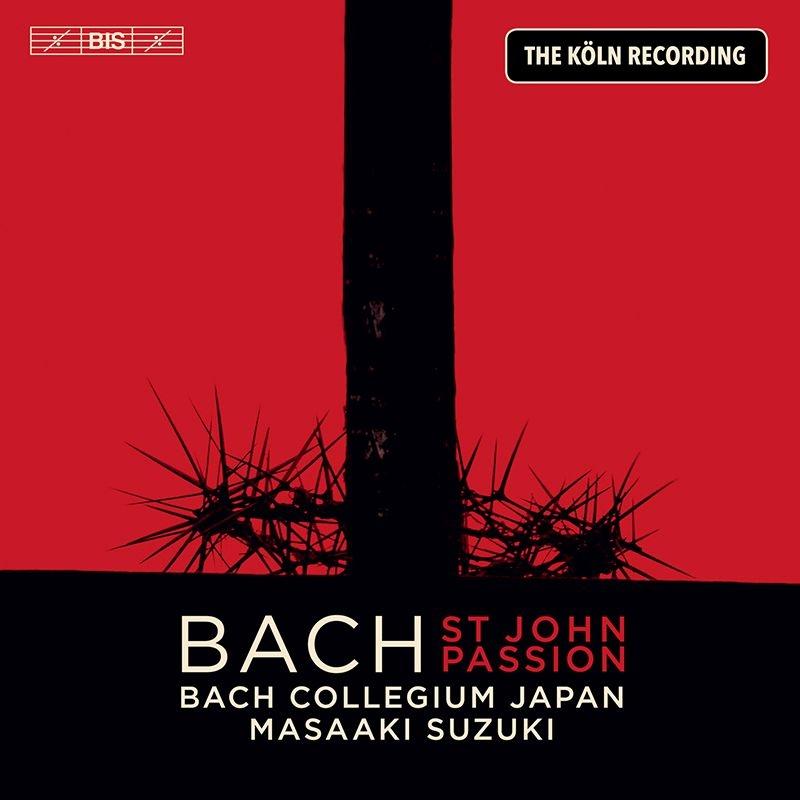 ヨハネ受難曲 鈴木雅明&バッハ・コレギウム・ジャパン(2020年ケルン)(2SACD)