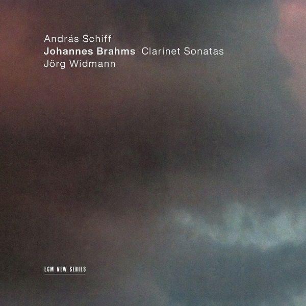 Brahms Clarinet Sonatas Nos.1, 2, Widmann Intermezzi : Andras Schiff(P)Jorg Widmann(Cl)