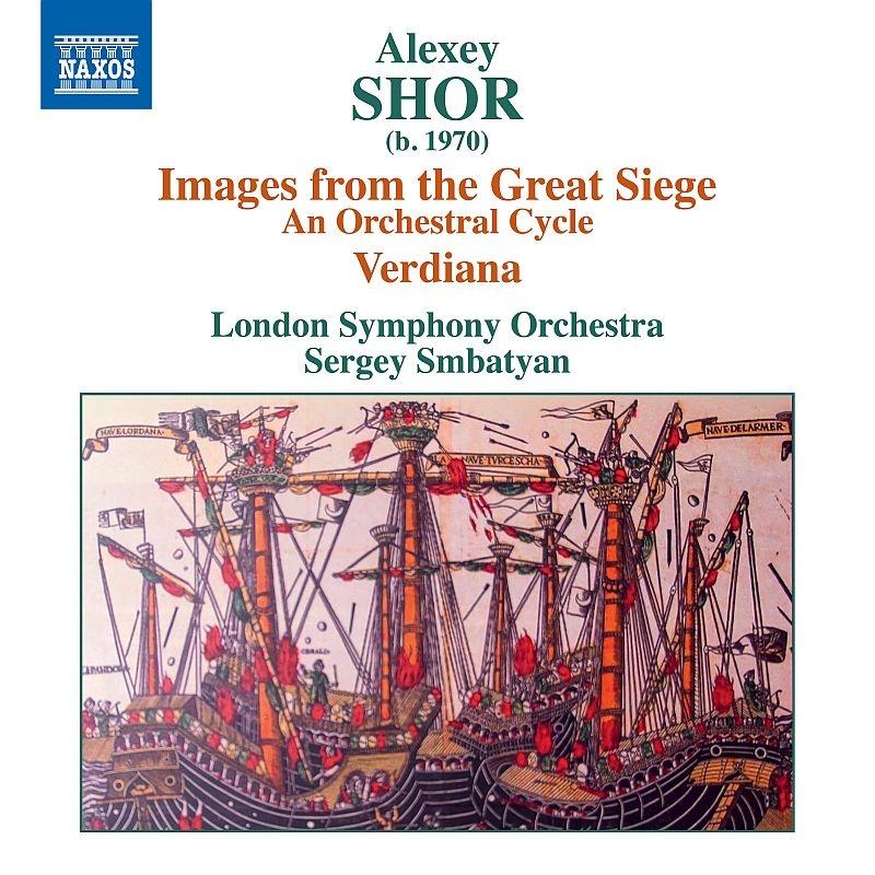 大包囲戦の心像、ヴェルディアーナ セルゲイ・スムバチャン&ロンドン交響楽団