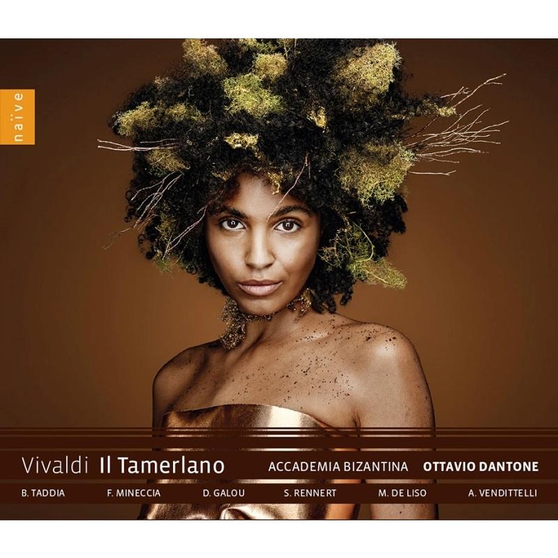 Il Tamerlano : Ottavio Dantone / Accademia Bizantina, Taddia, Mineccia, Galou, Rennert, de Liso, Venditelli (2020 Stereo)(3CD)