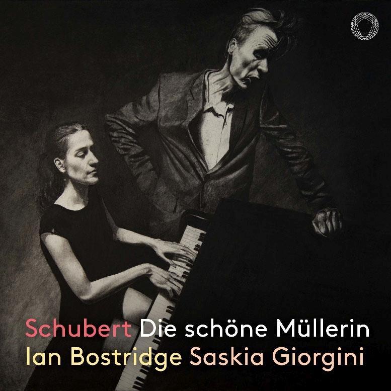 Die schone Mullerin : Ian Bostridge(T)Saskia Giorgini(P)