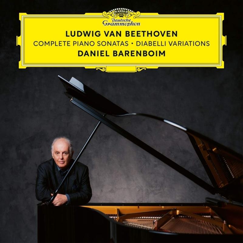 Complete Piano Sonatas, Diabelli Variations : Daniel Barenboim(P)(2020)(13CD)
