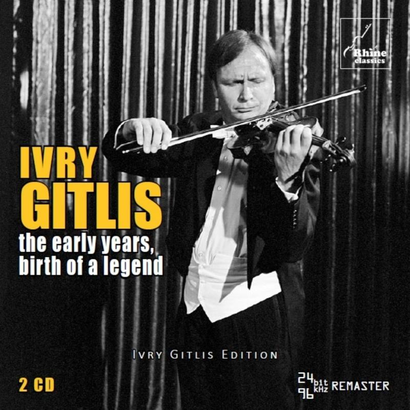 イヴリ—・ギトリス、初期録音集 1949〜1963(2CD)