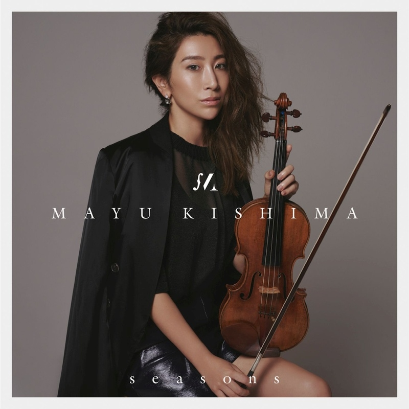 Four Seasons : Mayu Kishima(Vn)(UHUCD)