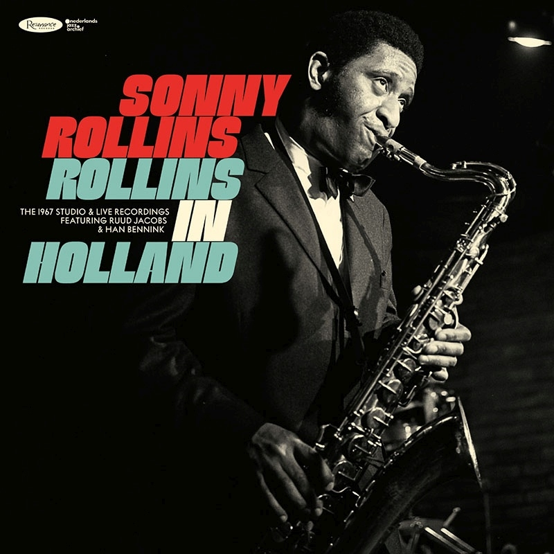 Rollins In Holland: The 1967 Studio & Live Recordings (2CD)