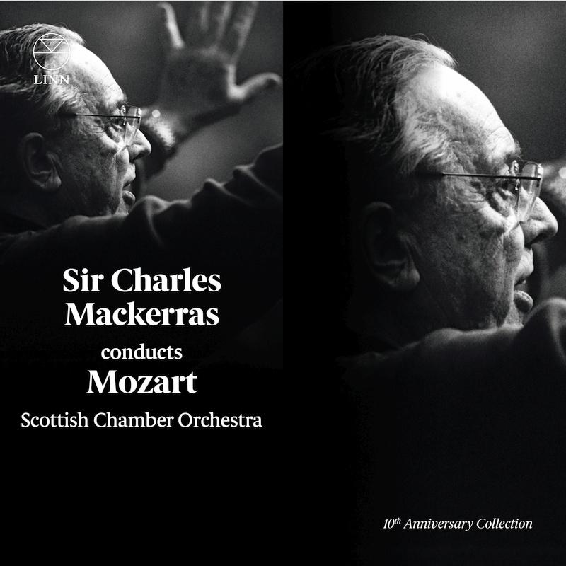 交響曲第29番、第31番、第32番、第35番、第36番、第38番、第39番、第40番、第41番、レクィエム、他 チャールズ・マッケラス&スコットランド室内管弦楽団(5CD)