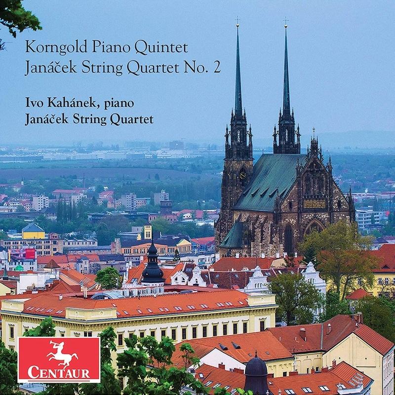 Piano Quintet: Kahanek(P)Janacek Q +janacek: String Quartet, 2,