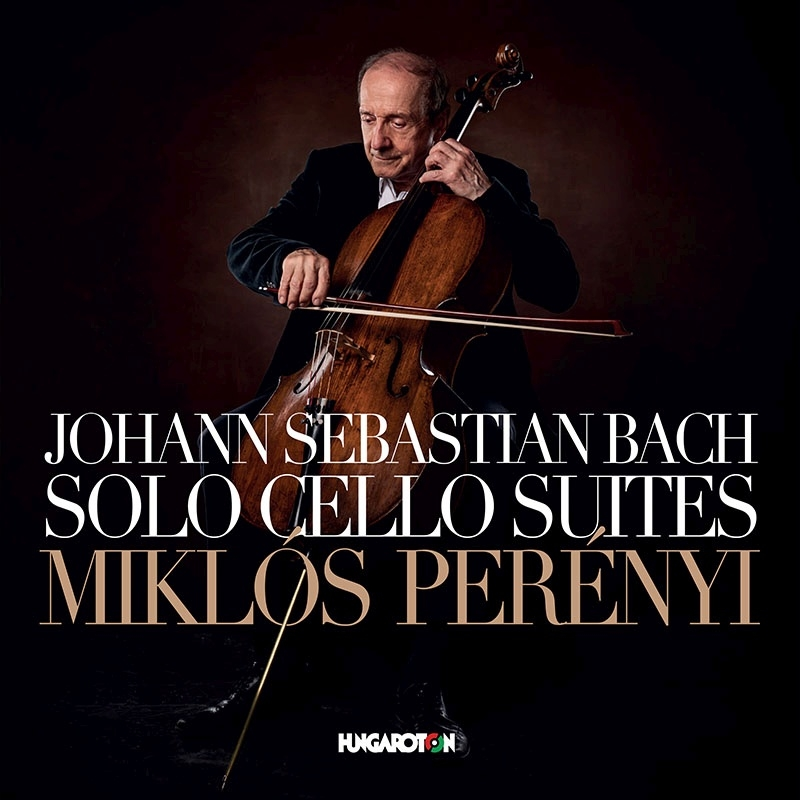 6 Cello Suites : Miklos Perenyi(Vc)(2019)(2CD)