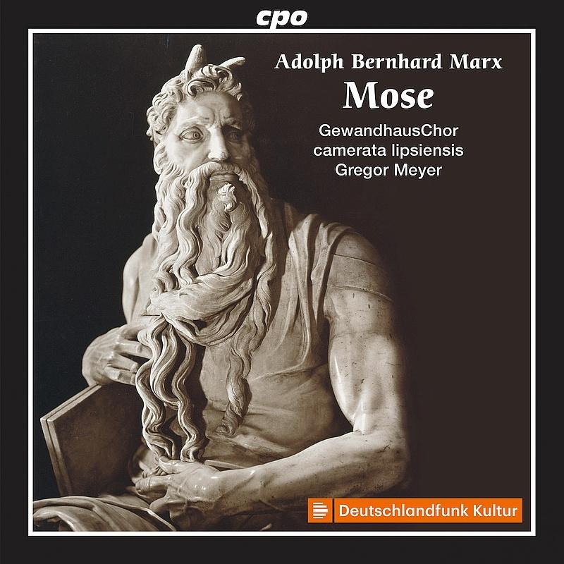 オラトリオ『モーゼ』 グレゴール・メイヤー&カメラータ・リプシエンシス、ゲヴァントハウス合唱団(2CD)