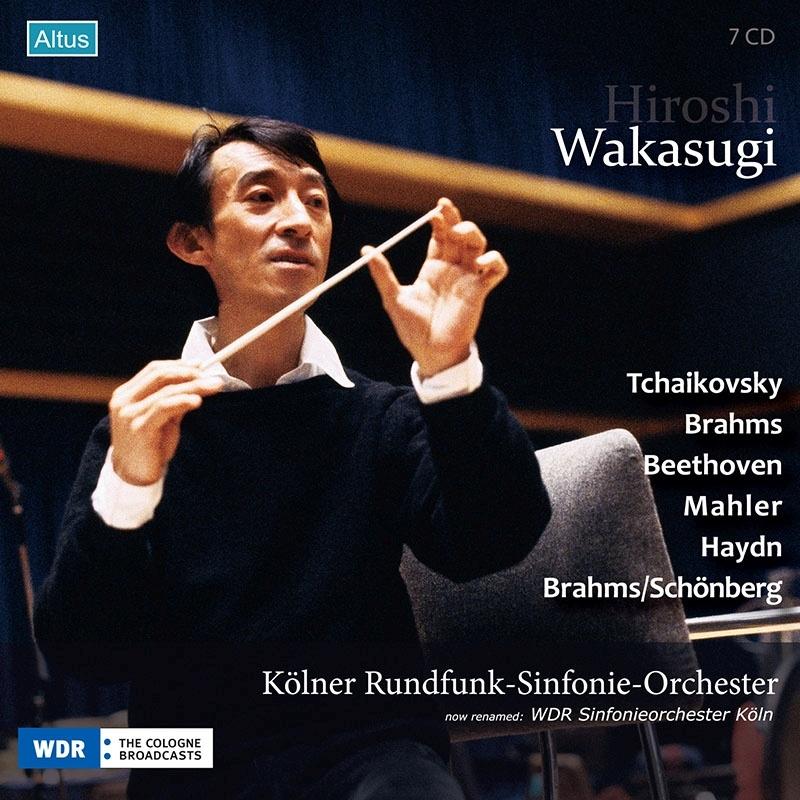 若杉 弘&ケルン放送交響楽団/WDR録音集成(7CD)