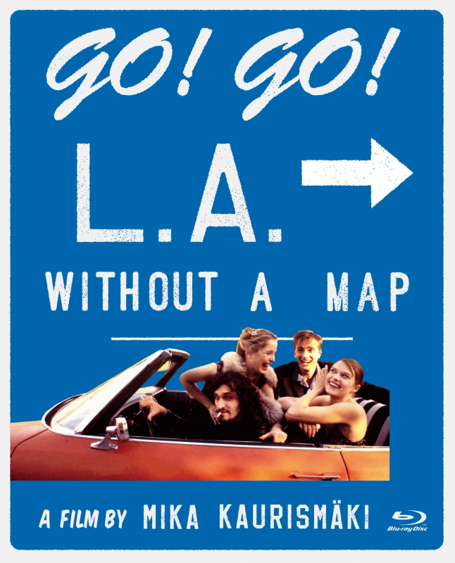 GO! GO! L.A. Blu-ray
