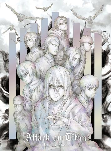 進撃の巨人 The Final Season 2【初回限定】