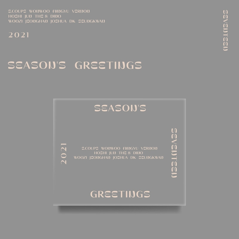 SEVENTEEN 2021 SEASON'S GREETINGS(輸入商品)