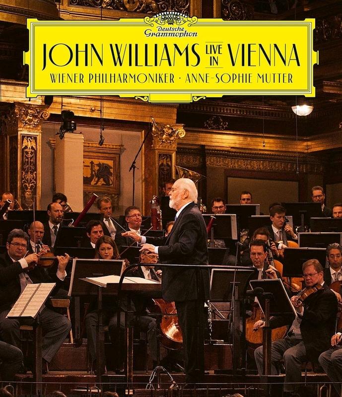 ジョン・ウィリアムズ&ウィーン・フィル、ムター/ライヴ・イン・ウィーン