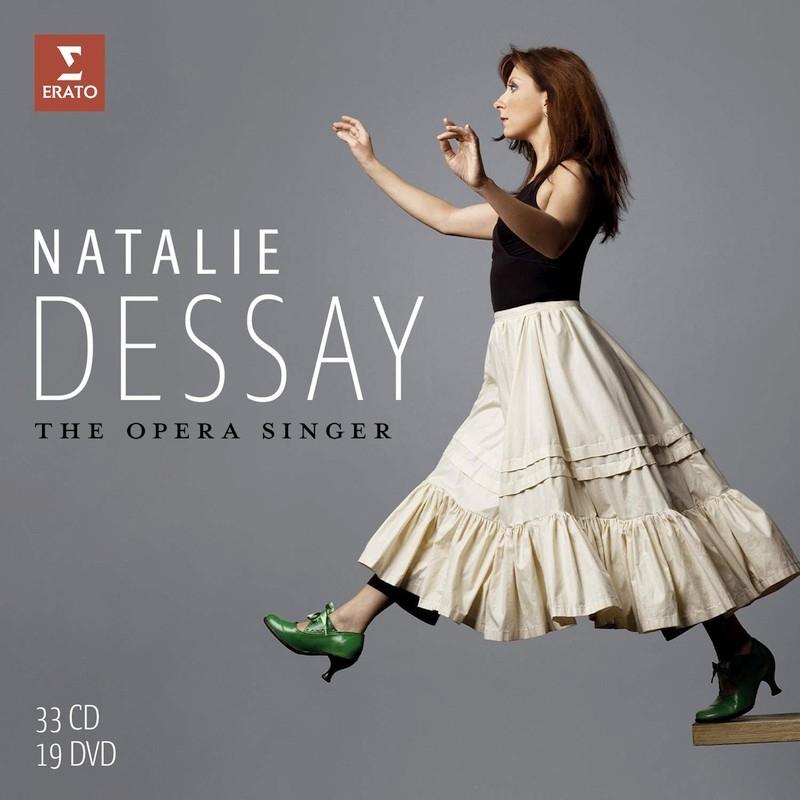 ナタリー・デセイ/ザ・オペラ・シンガー〜オペラ全曲とアリア集(33CD+19DVD)