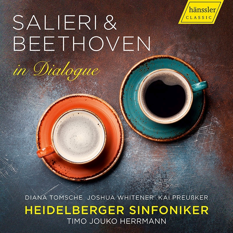 『サリエリ&ベートーヴェン・イン・ダイアログ』 ティモ・ユーコ・ハーマン&ハイデルベルク交響楽団