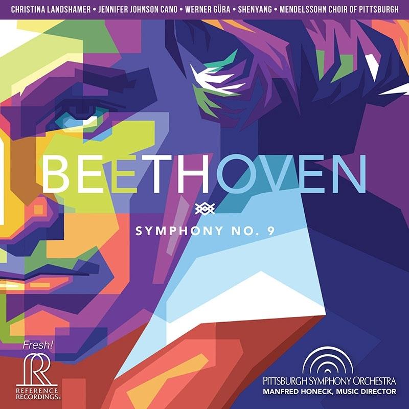 交響曲第9番『合唱』 マンフレート・ホーネック&ピッツバーグ交響楽団
