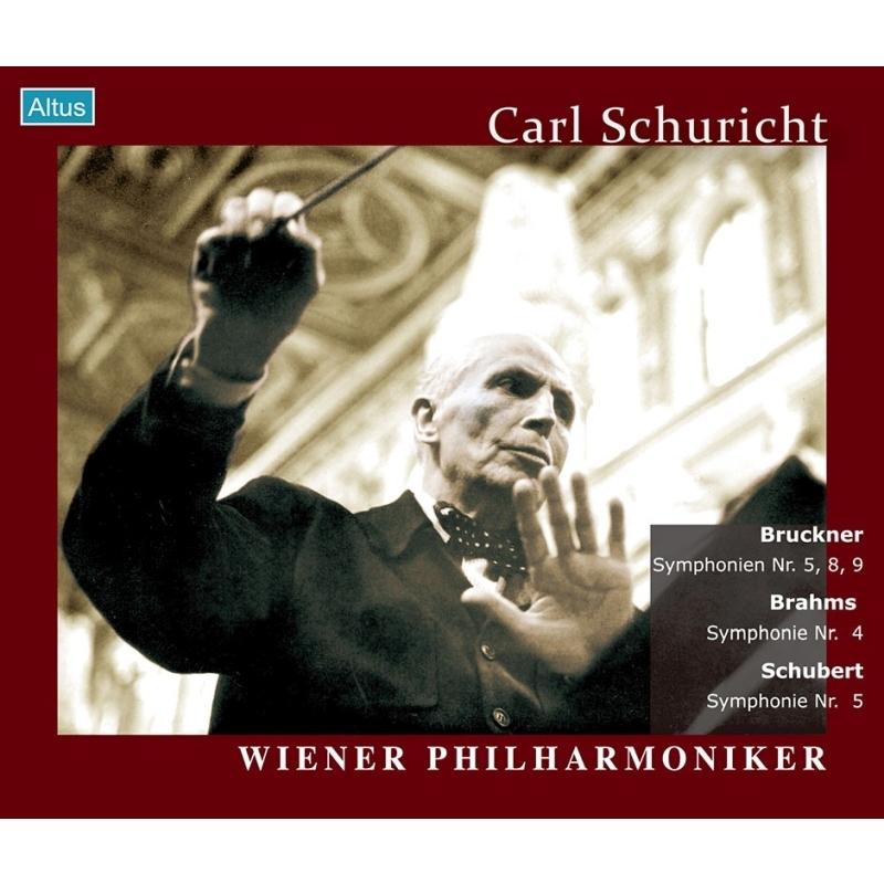 カール・シューリヒト&ウィーン・フィル/ORF戦後ライヴ集成(4CD)