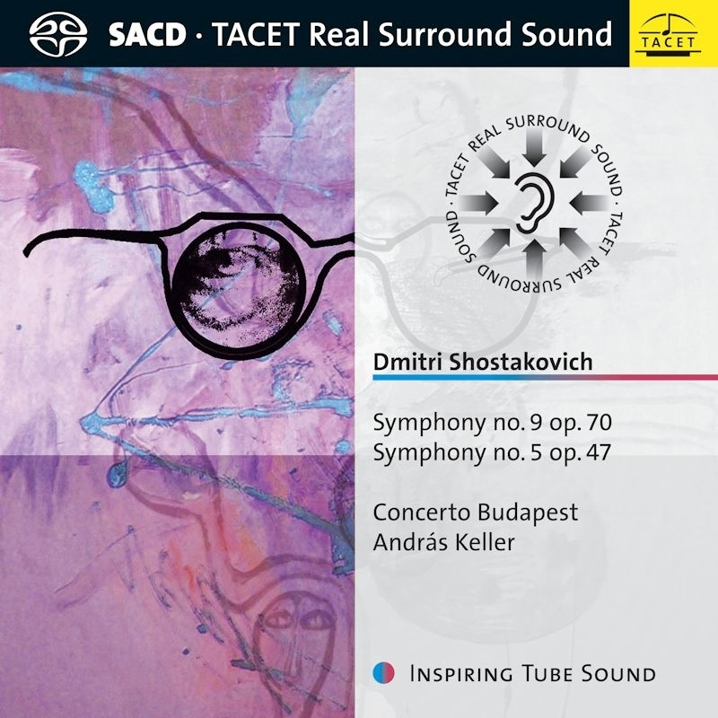 交響曲第5番『革命』、第9番 アンドラーシュ・ケラー&コンチェルト・ブダペスト